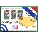 WORLD CUP 1994 USA   100 SHEETS